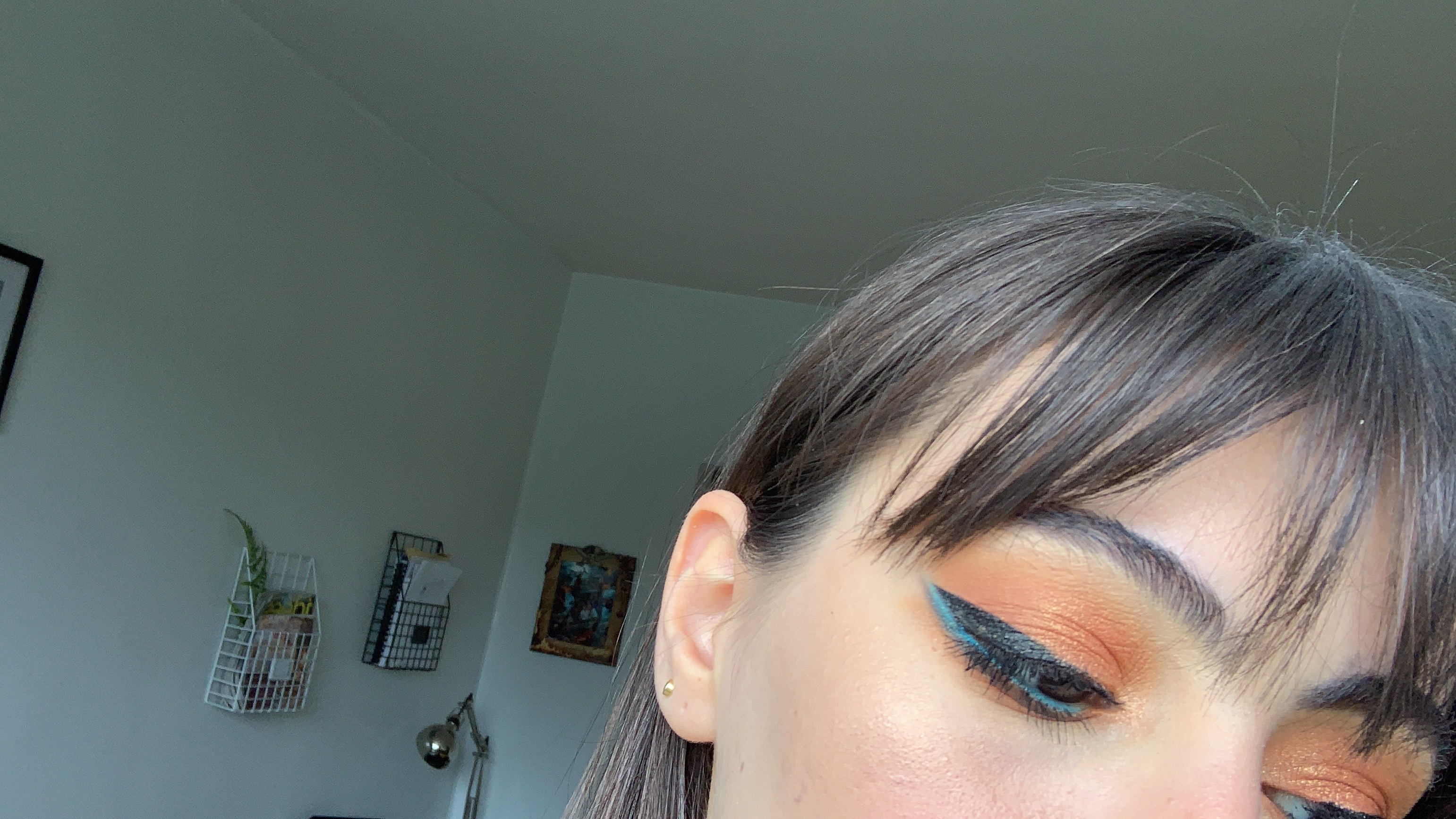 orange eye makeup look 3.JPG
