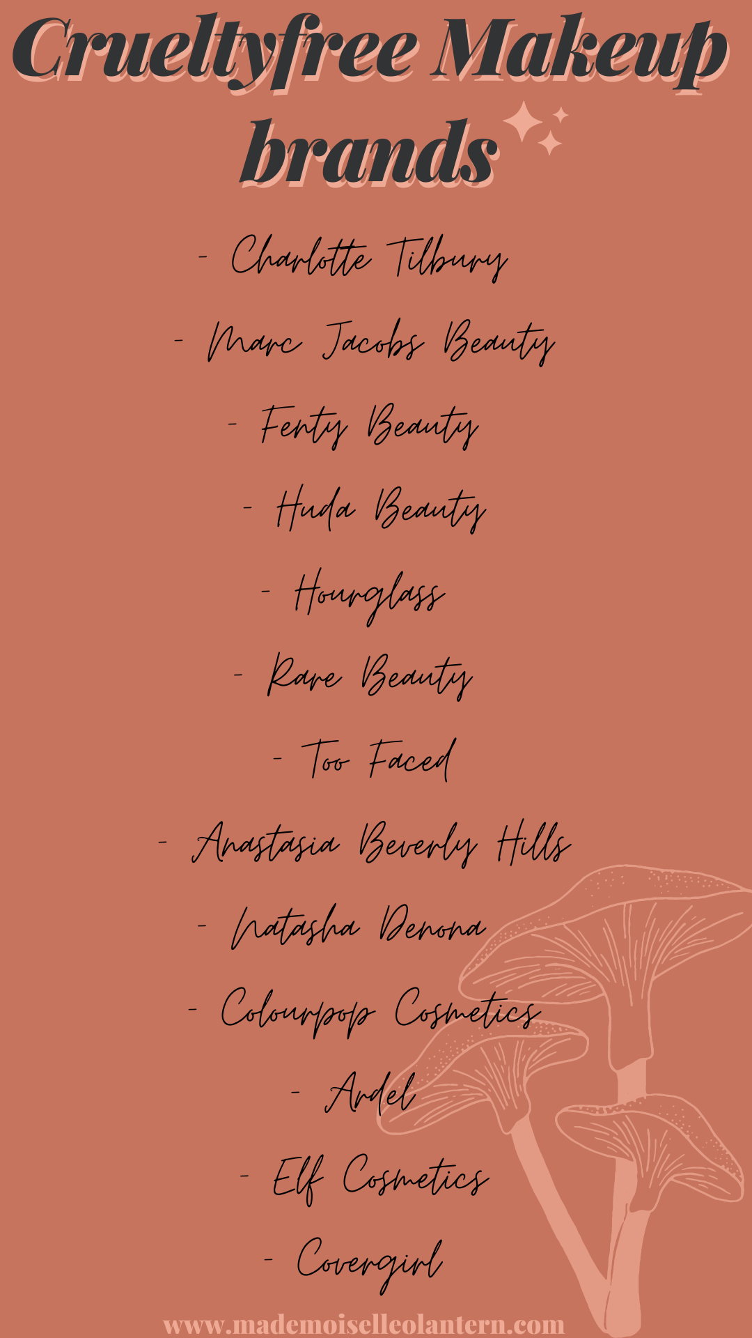 A Complete Guide To Going Cruelty Free