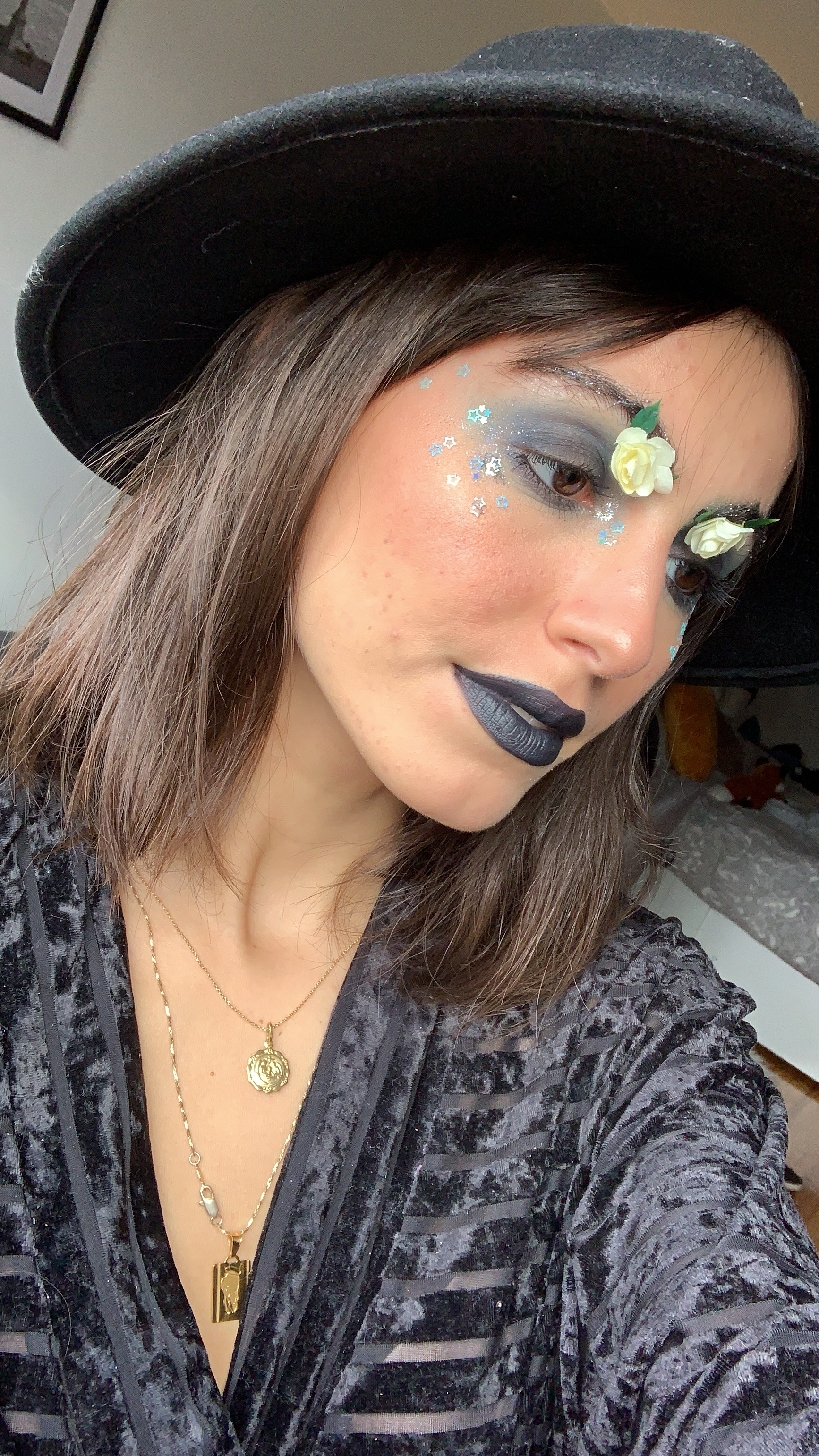 mythical witch makeup look 2.JPG