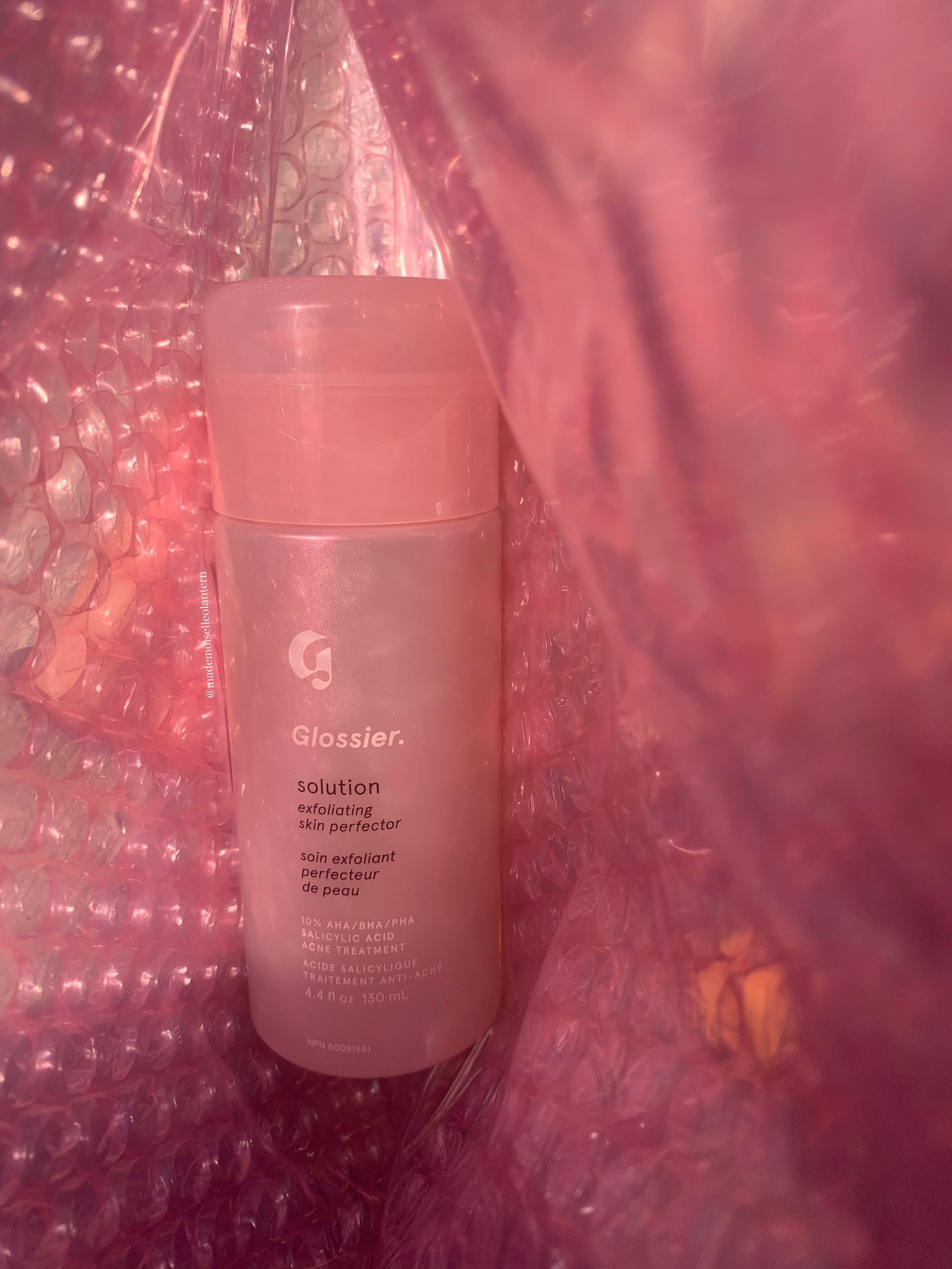 glossier solution review 2