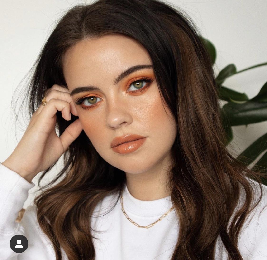 monochromatic orange makeup look 5.jpg