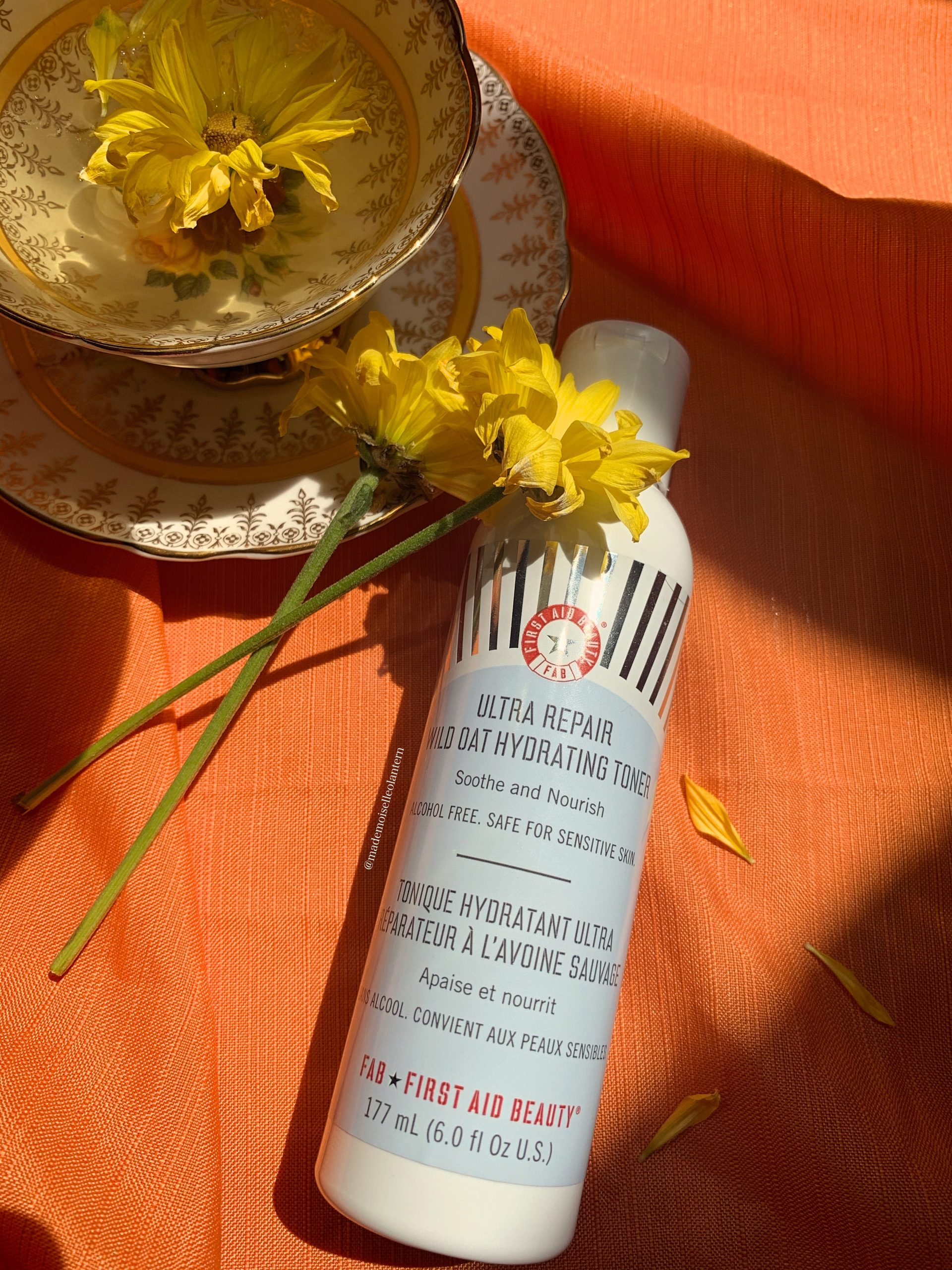 First Aid Beauty Hydrating toner review