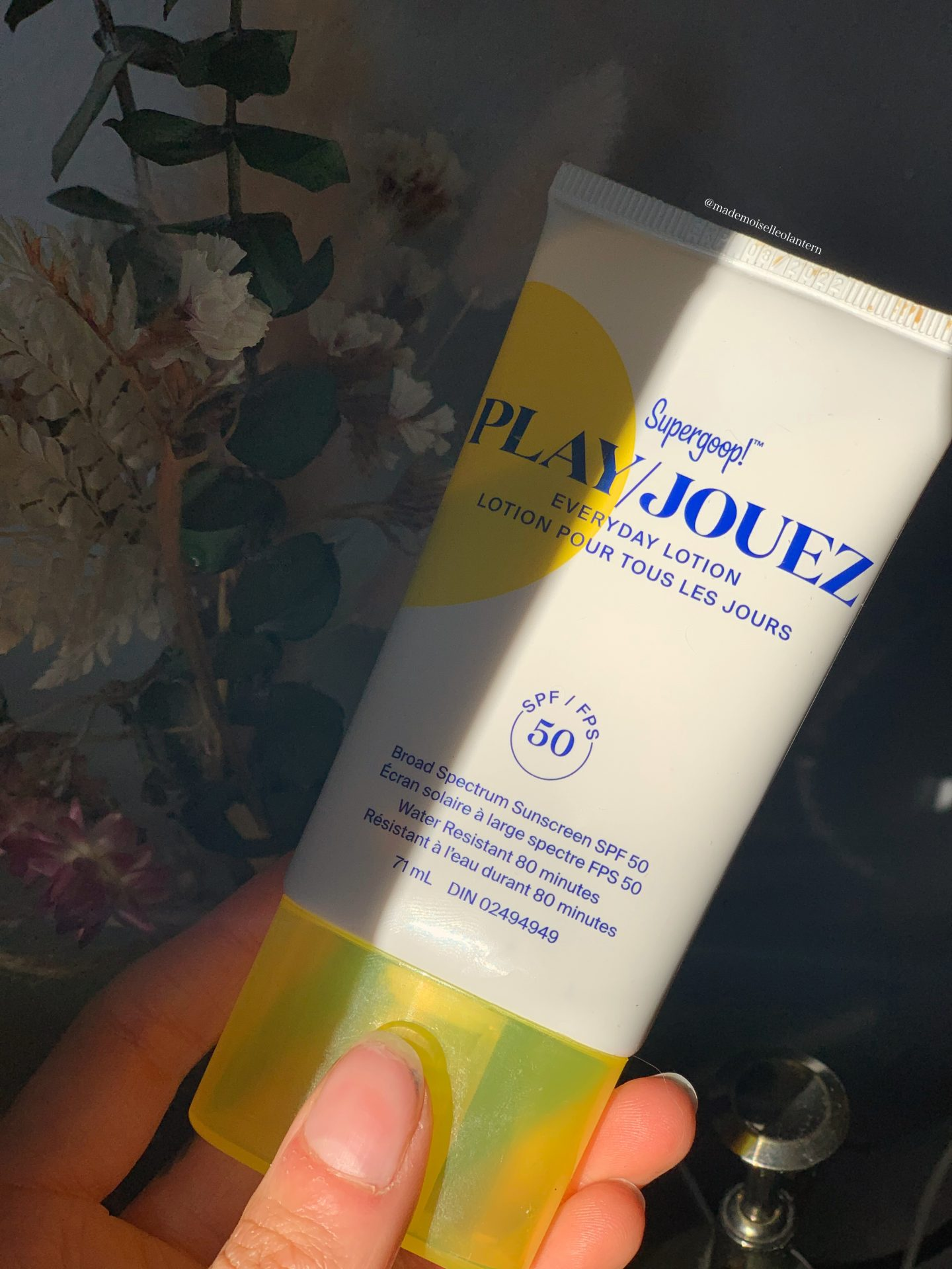 Supergoop sunscreen review